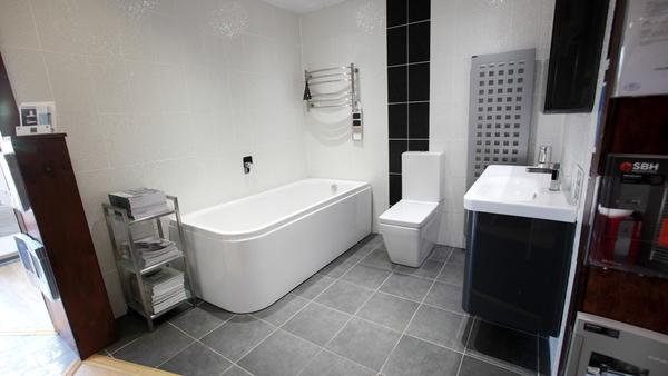 Bathroom Showrooms in Yorkshire